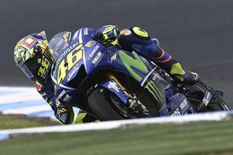 Rossi nie miał szans na tytuł