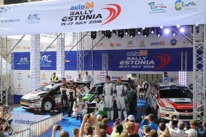 Ambicje Rally Estonia