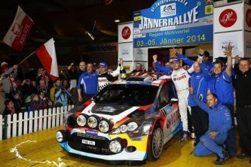 Powrót Jänner Rallye