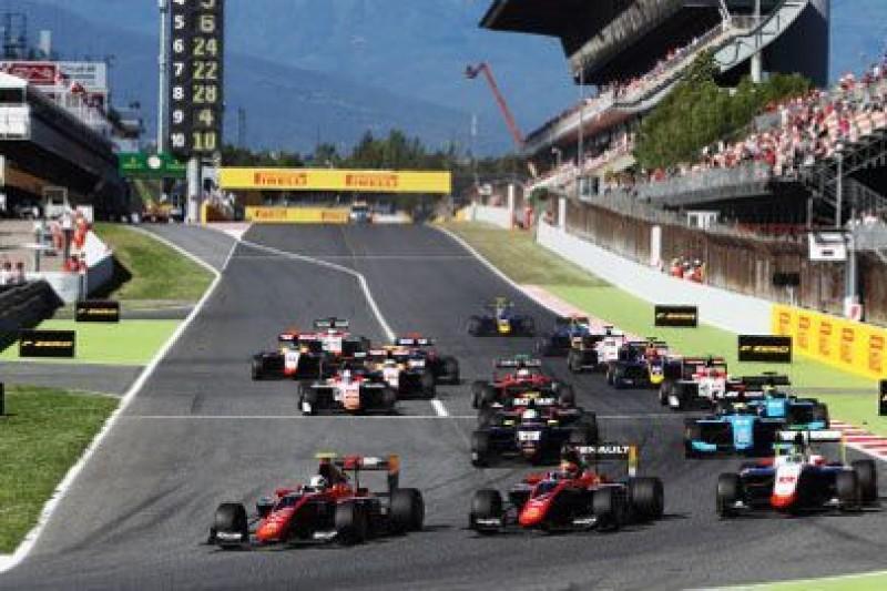 Dziewięć rund GP3 Series