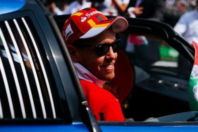 Vettel: Hamilton zasłużył na tytuł