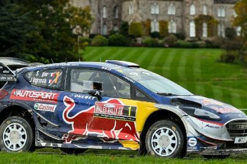 Praski rallysprint z nową Fiestą WRC
