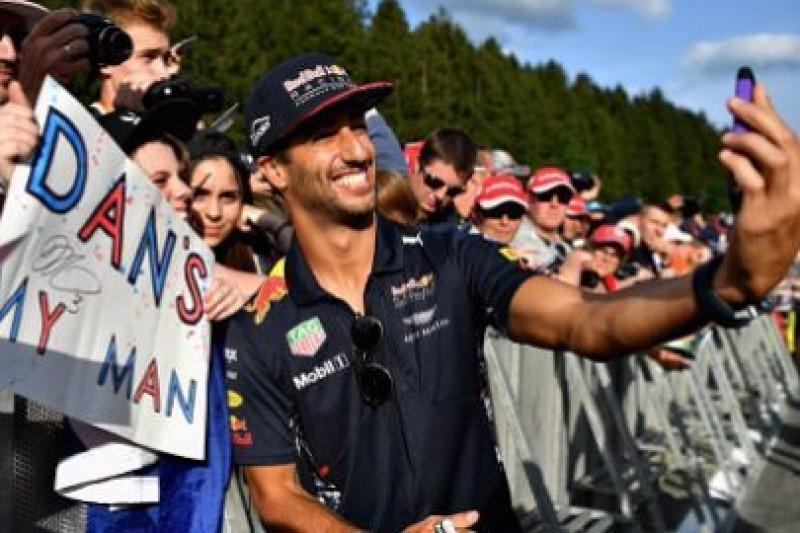 Ricciardo ma dobre karty