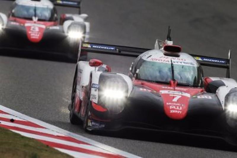 Alonso z Toyotą na Le Mans?