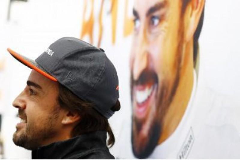 Alonso mógł jeździć w Red Bullu