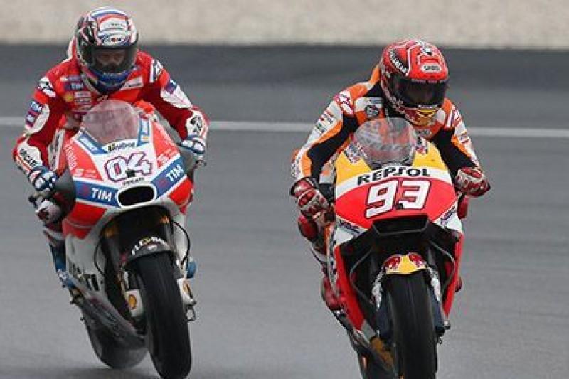 Finałowa rozgrywka w MotoGP
