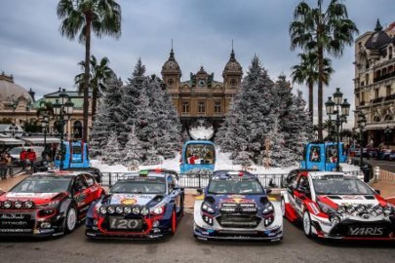Prezentacja WRC 2018 w Birmingham