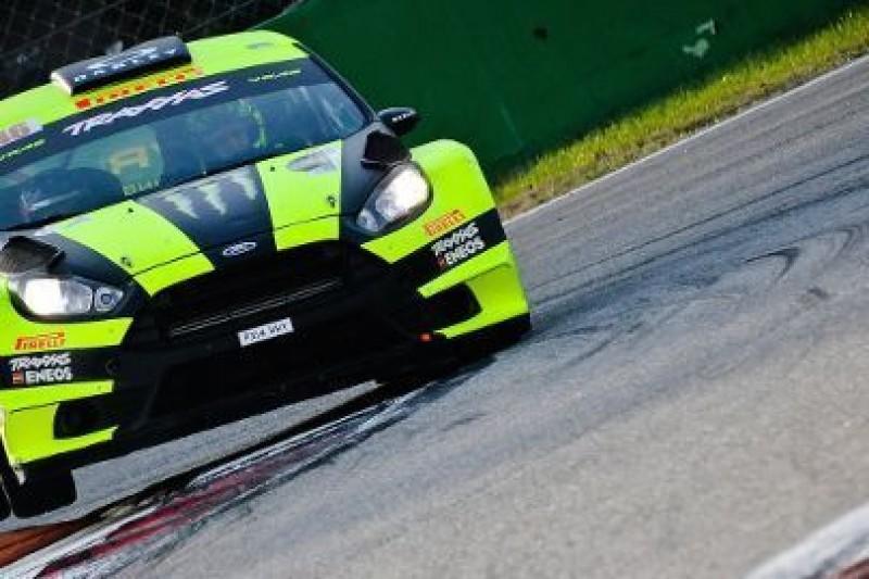 Monza Rally Show z Rossim