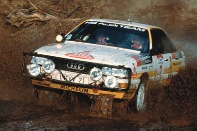 Audi wraca na Safari