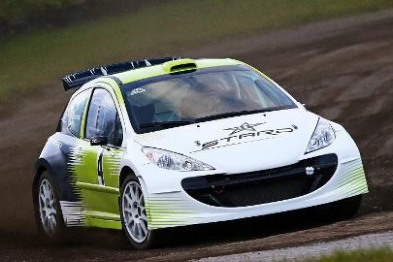 Elektryczny Peugeot w Setkání Mistrů