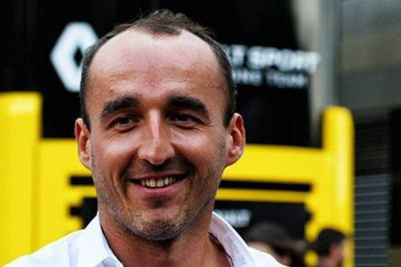 Canal+: Robert Kubica w Williamsie