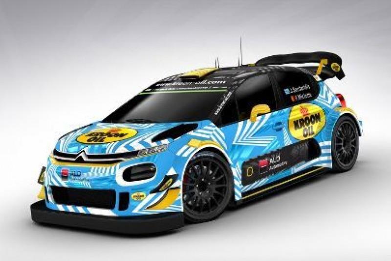 C3 WRC dla Serderidisa