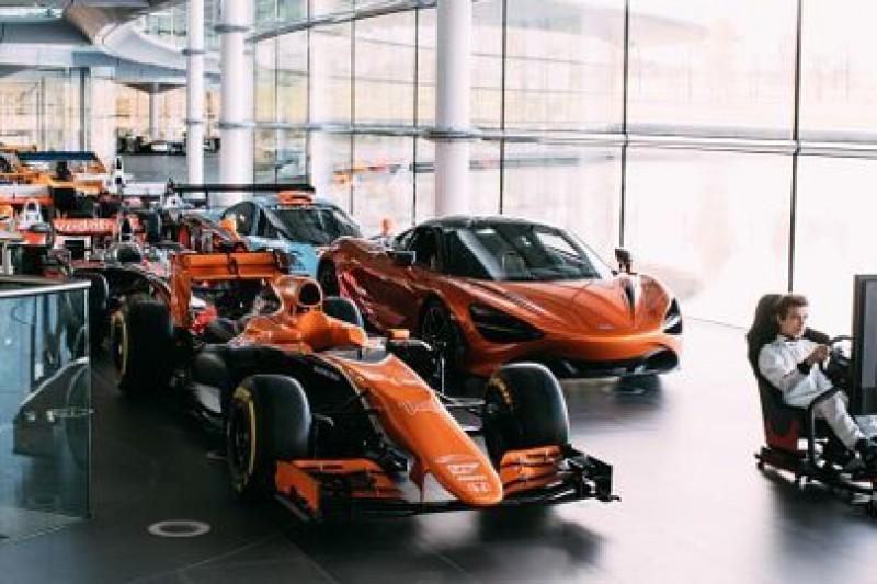 McLaren zainteresowany LMP1