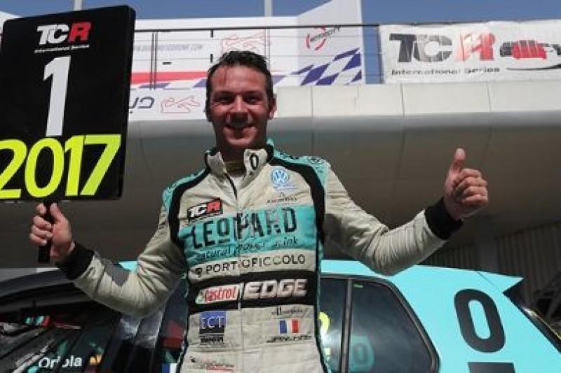 Vernay mistrzem TCR