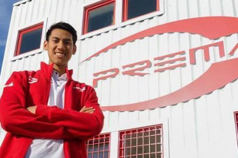 Gelael dołączy do Prema Racing