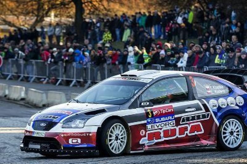 Dziewięć WRC w Pradze