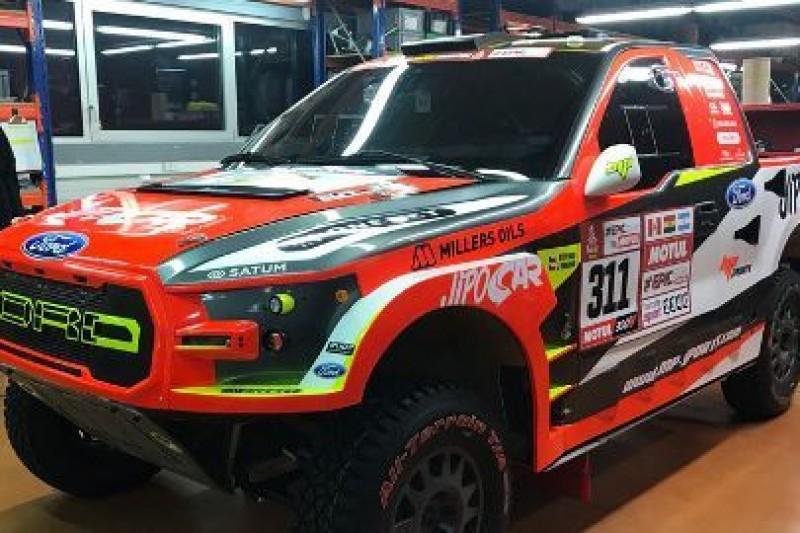 Trzeci Dakar Prokopa
