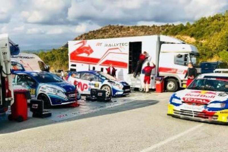 Wypowiedzi przed Rallye du Var