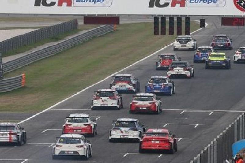 Sześć rund TCR Europe