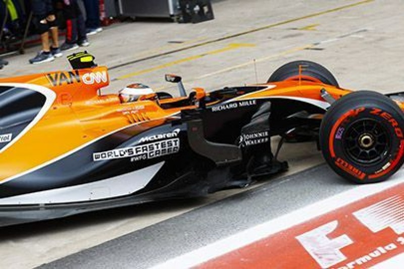 Ewolucja McLarena