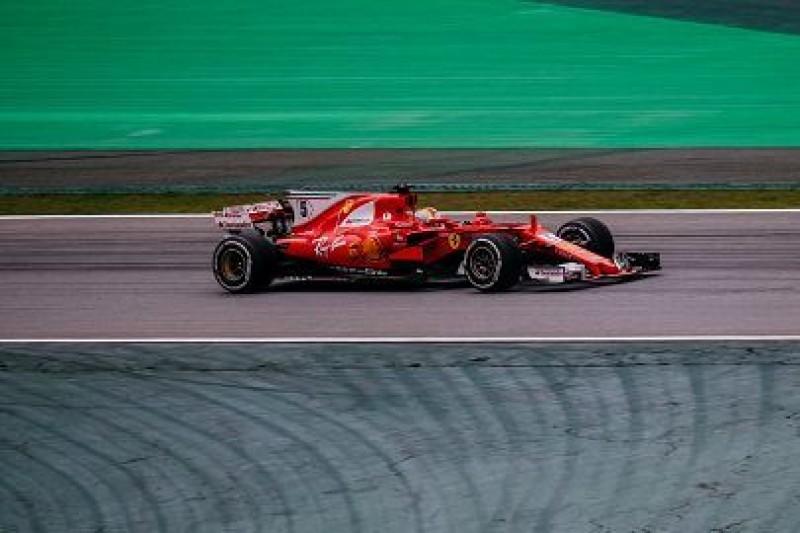 F1 bez płetwy rekina