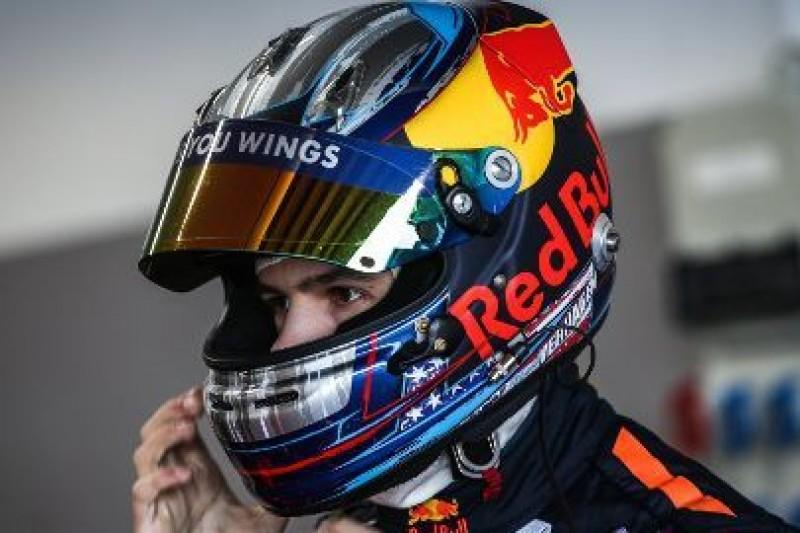 Szybki junior Red Bulla