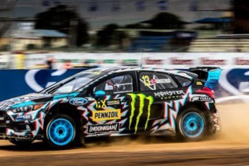 Bakkerud rozważa WRC2