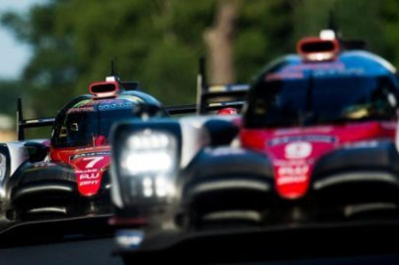 Toyota zadowolona z drogowych LMP1
