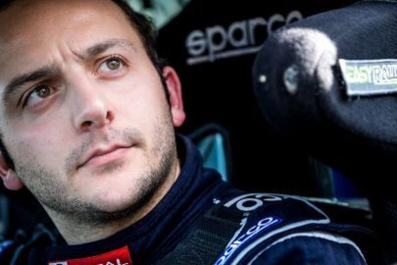 Nowy w Peugeot Rally Academy