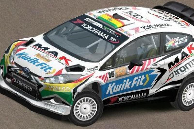 Fiesta WRC dla Bulacii