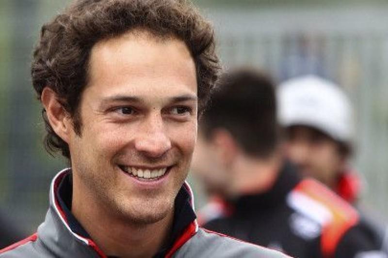 Senna w składzie z Alonso i di Restą