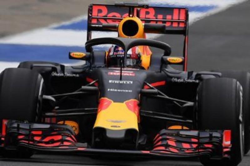 Ricciardo: Kibice przyzwyczają się do halo