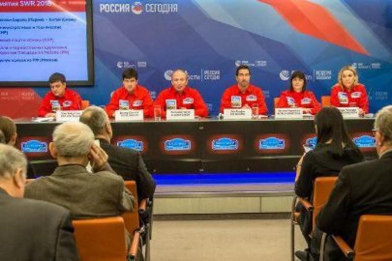 Z Xi'an do Moskwy