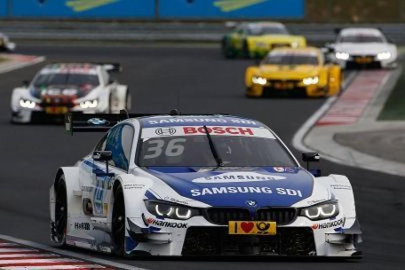 Martin opuszcza BMW