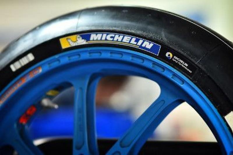 Michelin dostawcą opon dla Moto-e