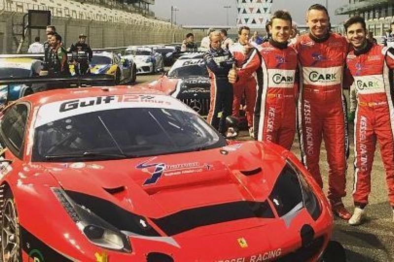 Ferrari przedzieliło Ligiery