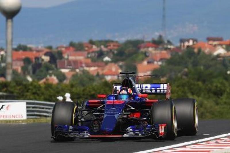 Toro Rosso ma trudności z silnikiem Hondy