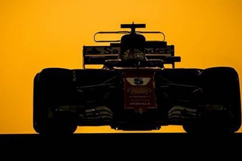 Ferrari podało datę