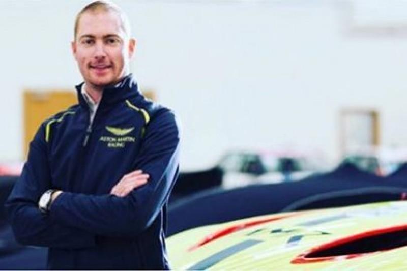 Martin w Aston Martinie