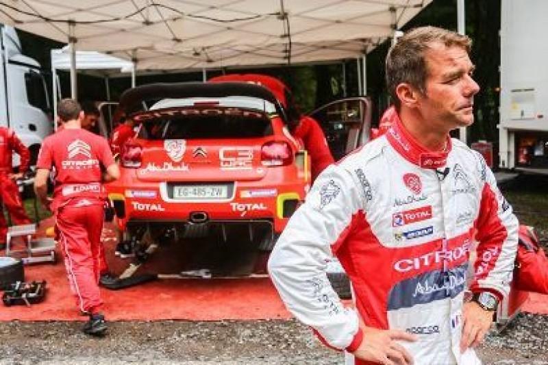 Loeb wraca na trzy rundy WRC