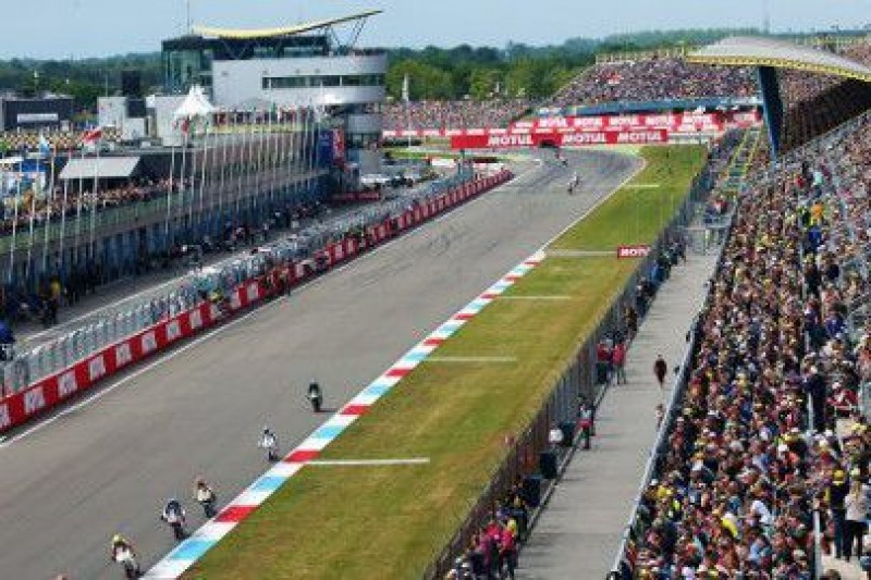 F1 na torze Assen?