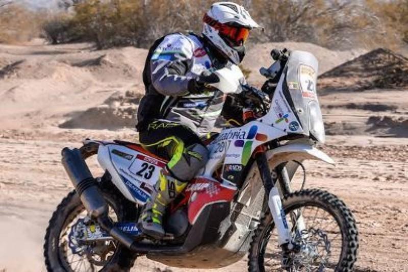 Pierwszy Dakar Purasa