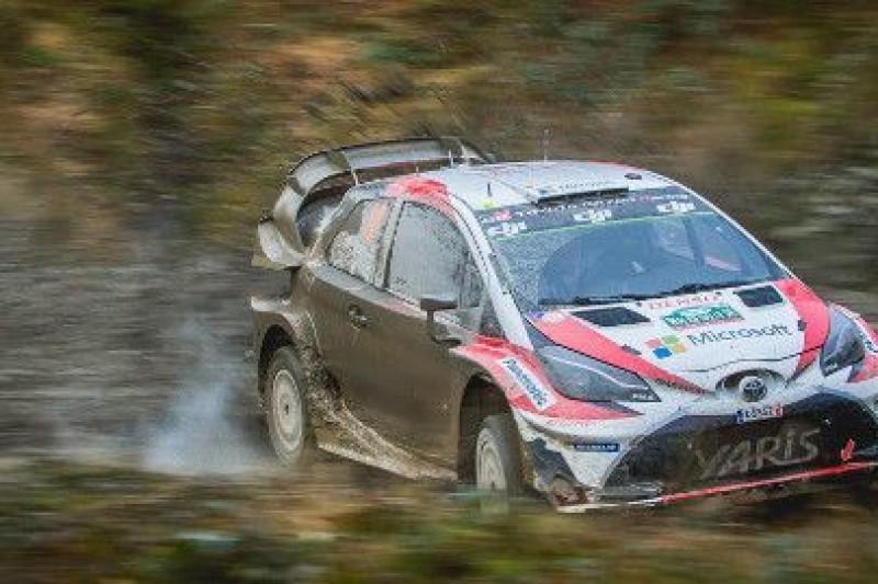Krótsze rundy WRC?