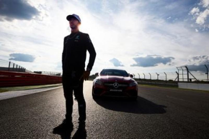 Mercedes postawi na Hamiltona
