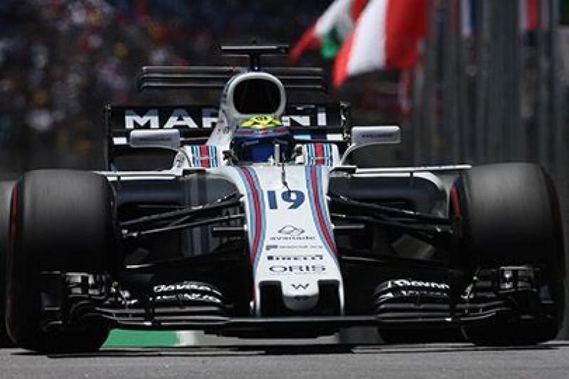 Agresywniejszy samochód Williamsa