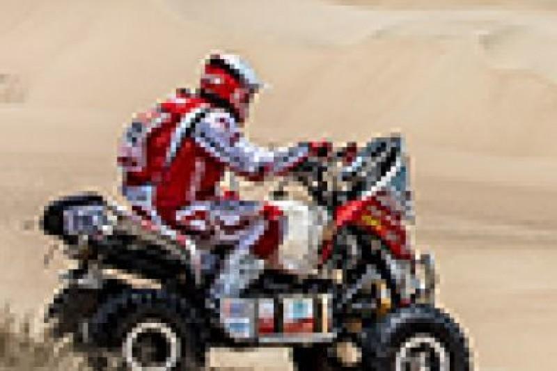 Rajd Dakar: Mówią po 2 etapie