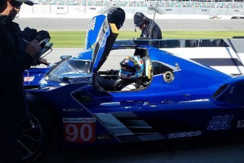 Alonso w drugiej dziesiątce
