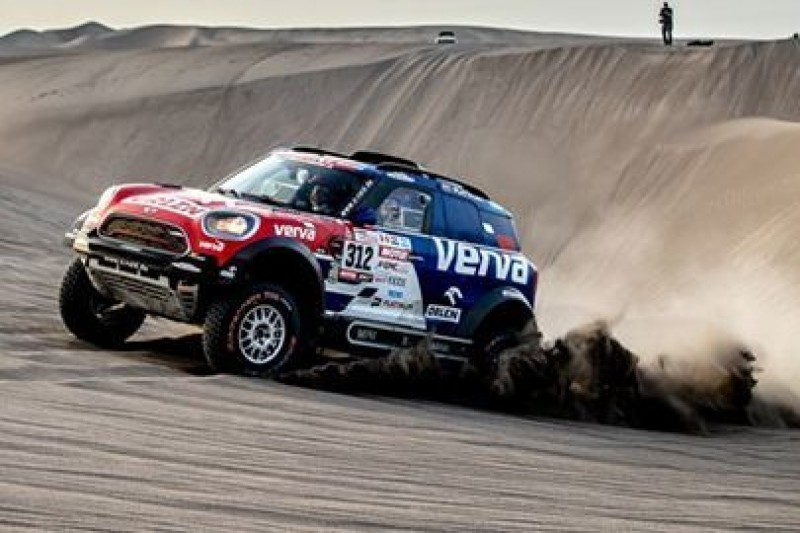 Rajd Dakar: Mówią po 5 etapie