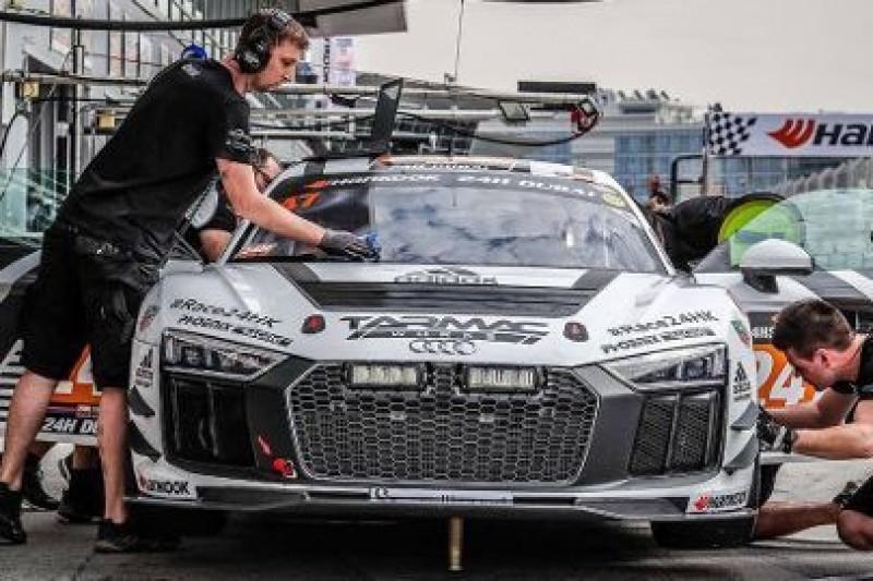 Nowe Audi z przodu