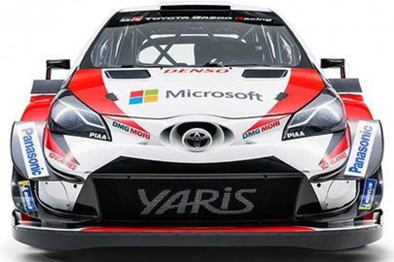 Poprawiona aerodynamika Toyoty
